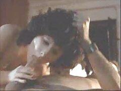 شوهر همسر بالغ را در الاغ بکن بکن حشری در حالی که او بیدمشک گربه با dildo